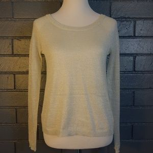 Rachel Roy Silver Sweater